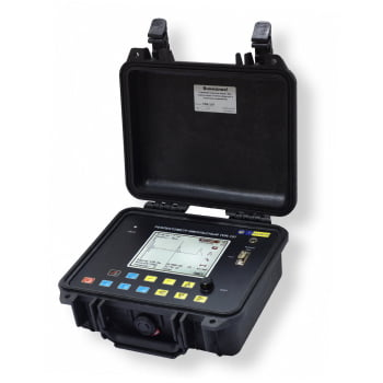 TDR-107 cable fault locator