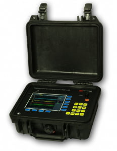 TDR-109 cable fault locator