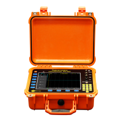 """Cable Fault Locator <b>TDR RI-407 """"SWIFT+""""</b><br>for Power Lines applications"""