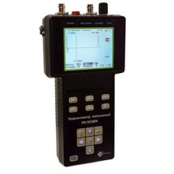 "Cable Fault Locator <br><b>TDR RI-303BM ""SWIFT""</b> Handheld with Bluetooth module"