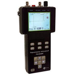 "Cable Fault Locator <b>TDR RI-303BM ""SWIFT""</b><br>Handheld with Bluetooth module"